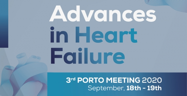 Marque na sua agenda: Advances in Heart Failure