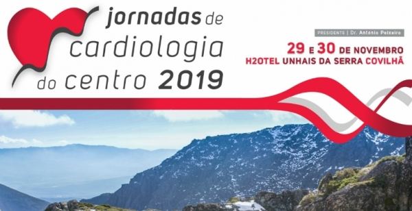 Jornadas de Cardiologia do Centro 2019: submissão de abstracts a terminar