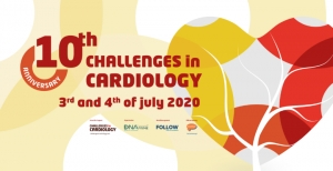 Save the date: 10th Challenges in Cardiology