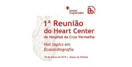1.ª Reunião do Heart Center do Hospital da Cruz Vermelha atribui destaque à ecocardiografia